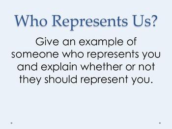 Representative Government