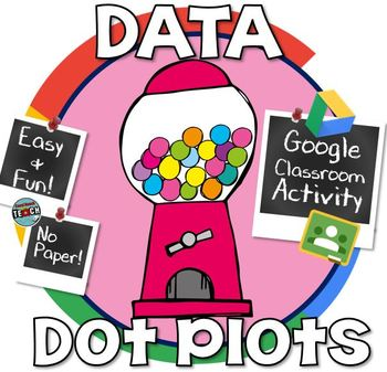 Representing Data on a Dot Plot - GOOGLE CLASSROOM