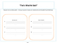 Reproducible Worksheets and Reading Logs to Encourage Stud