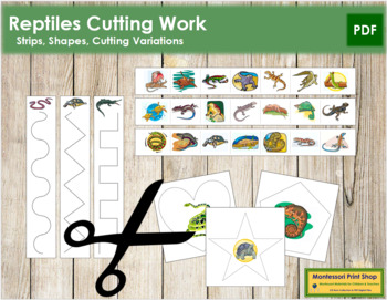 Reptile Cutting Strips
