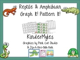 Reptiles & Amphibians Graph It! Pattern It!
