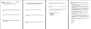 Reptiles Homework Assignment 2