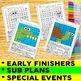 Reptiles Hundreds Chart Hidden Picture