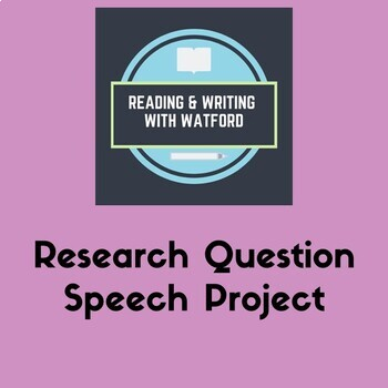 Research Question Project