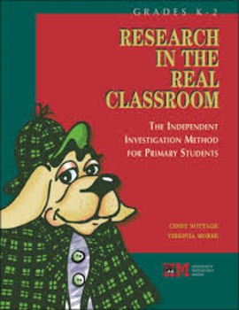 Research in the Real Classroom by Cindy Nottage and Virgin