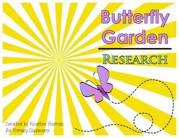 Researching a Butterfly Garden