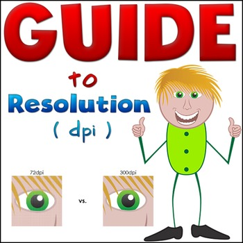 Resolution [DPI] Explained -  GUIDE