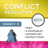 Resolving Conflicts Peacefully: Using I-Statements, Active
