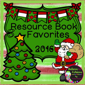 FREE Resource Book of Favorites