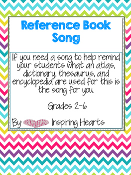 Resource Books Song