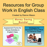 Resources for Group Work in English Class