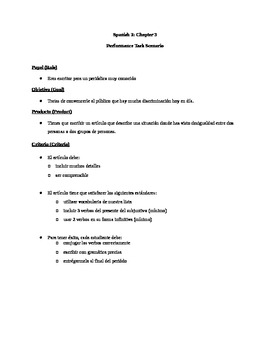 Resources for Spanish teachers (discrimination/stereotypes)