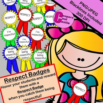 Respect Badges: Excellent Conversation Starters!