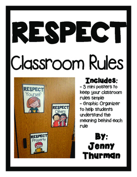Respect Classroom Rules