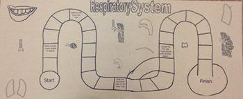 Respiratory System Game