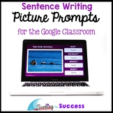 Respond to a Picture Prompt Sentence Writing for the Googl
