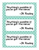 Responding to Quotes