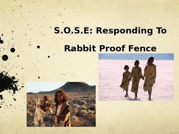 Responding to Rabbit Proof Fence