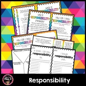 Social Skills Responsibility