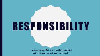 Responsibility Presentation & Activities