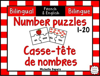 Ressource bilingue - Nombres - Numbers