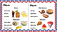 Restaurant Writing Center 4th of July! Literacy, Reading,