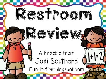Restroom Review Bulletin Board