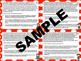 Resumen, Idea Principal SPANISH Task Card BUNDLE
