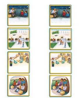 Retell Anchor Text - Journey's Lesson 19 Tomas Rivera
