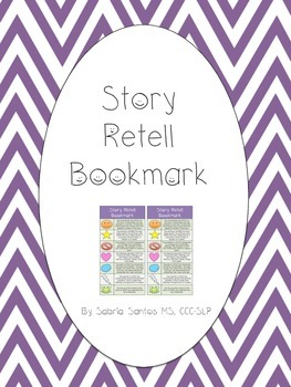 Retell Bookmark