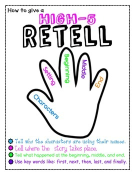 Retell the Story Handout
