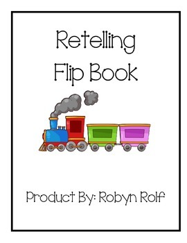 Retelling Flip Book