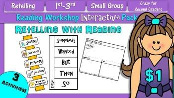 Retelling Interactive Activities