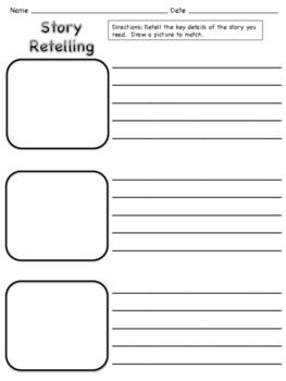 Retelling Key Details