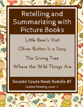 Retelling and Summarizing with Picture Books (Second Grade