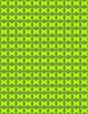Retro Mod Star Patterned Paper in 20 Bright Popping DESIGN