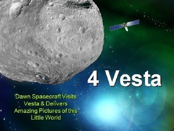 Revealing Asteroid Vesta's Amazing Secrets