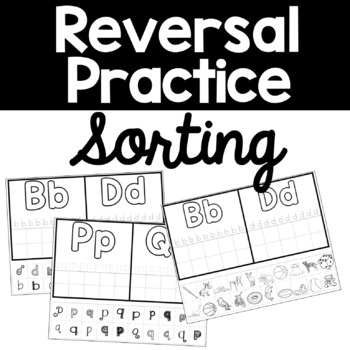 Reversal Sort, Letter Discrimination Cut and Paste