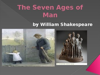 """Review / Analysis of """"The Seven Ages of Man"""" by William Sh"""