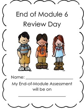 Review Day for Grade 2 Module 6