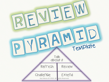 Review Pyramid