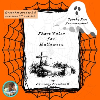Seven Halloween Stories & Printables - Reading Skills