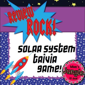 """Review Rock! The Solar System Musical """"Scoot"""" Game!"""