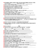 Review - Study Guide - Drama Unit / Romeo and Juliet Test