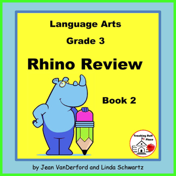 RHIN0 REVIEW  2 | Language | Worksheets | NO PREP | Back t