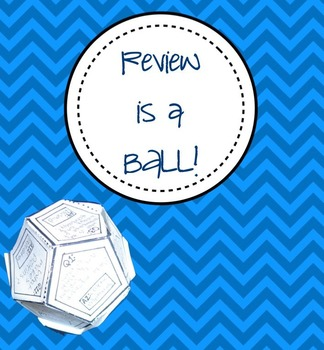 Review is a Ball! Review game for any subject (perfect eme