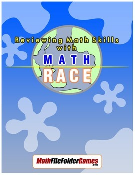 "Reviewing Math Skills with ""Math Race"""