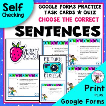 STAAR Revising Sentences