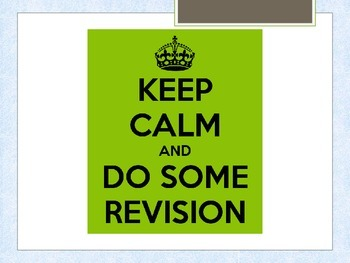 Revising and Essay