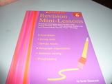 Revision Mini-Lessons